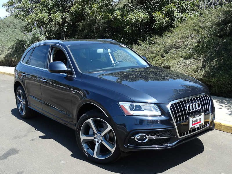 New 2015 Audi Q5 In Audi Moonlight Blue Metallic Yes Please