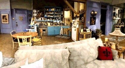 Monica And Rachel S Apartment