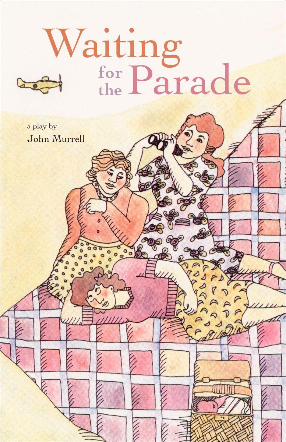 Waiting for the Parade , affiliate, Parade, books
