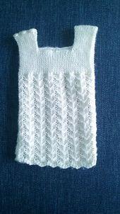 Ravelry: Pattern or Plain - Vest pattern by Patons ...