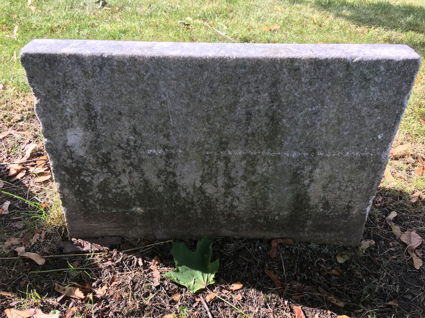 how to clean a gravestone diy