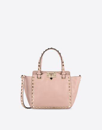 Mini Cabas Rockstud  découvrez la dernière collection de Cabas Femme.  Commandez dès maintenant sur Valentino.com!   sac à main haute couture    Pinterest ... 28f574a230d