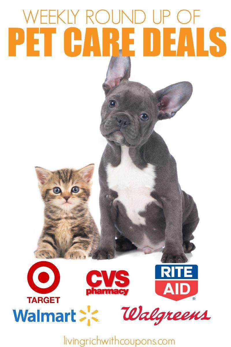Pet Food Coupons Best Pet Food Deals This Week Food Animals Pets Pet Care