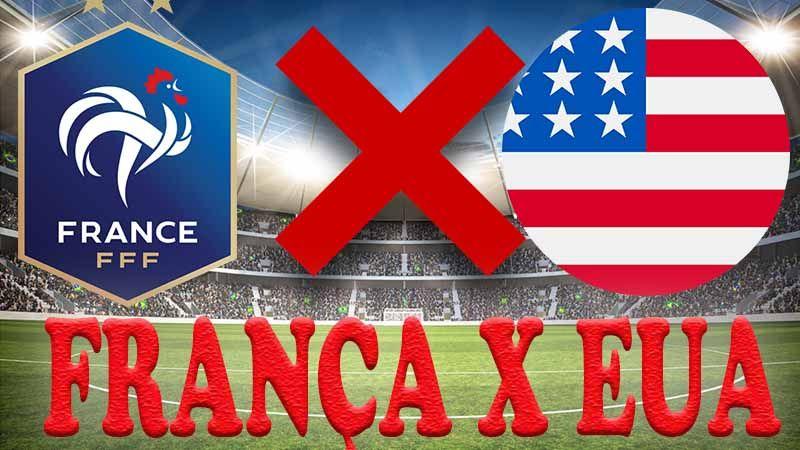 O Futebol Ao Vivo Franca E Estados Unidos Desta Sexta Feira 28 06