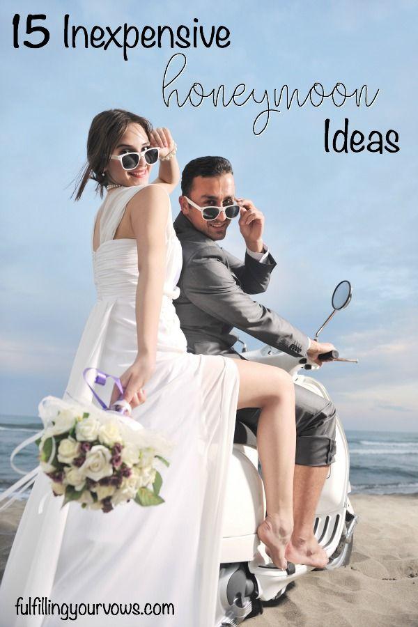 Christian honeymoon ideas