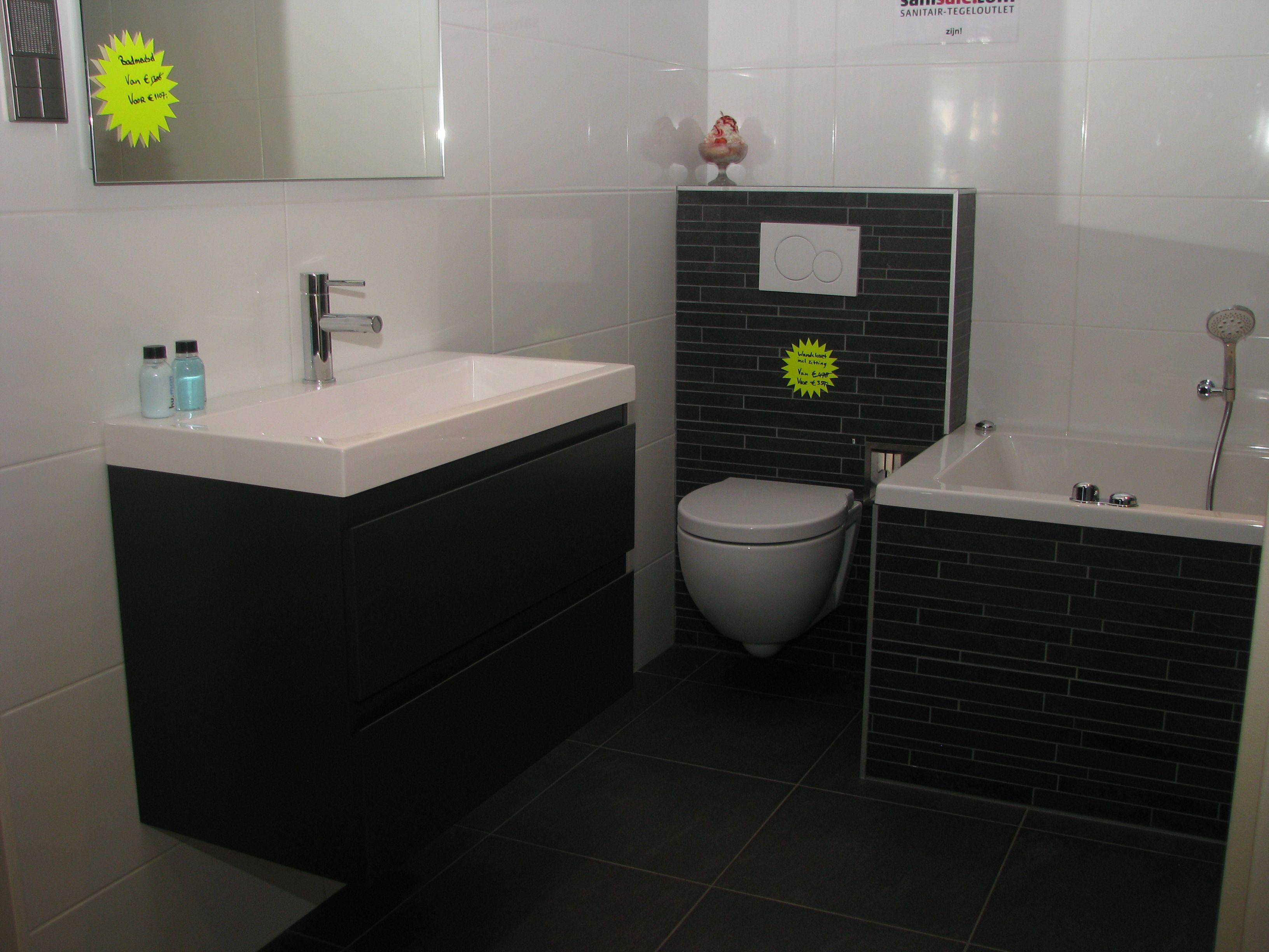 badkamermeubel sani sale badkamer pinterest