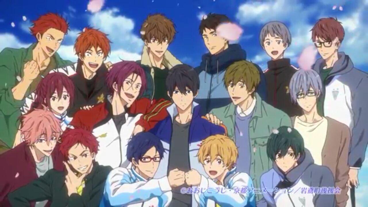 Rekomendasi Anime [REVERSE HAREM] in 2020 Free anime