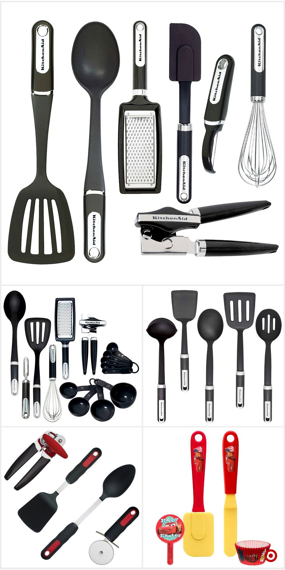 Shop Target For Kitchen Tool And Gadget Sets You Will Love At Great Low Prices Free Shipping On Orders Of 35 Or Free Same Common Cooking Utensils