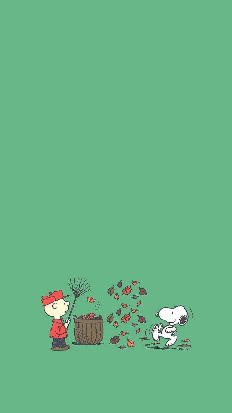 Charlie Brown And Snoopy Snoopy Wallpaper Peanuts Wallpaper