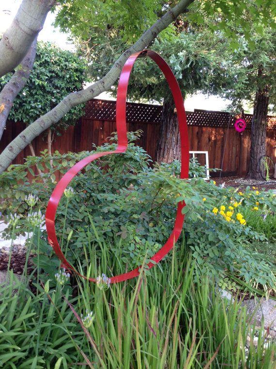 Garden Art - Metal Heart - Hearts - Indoor - Outdoor - Your Choice