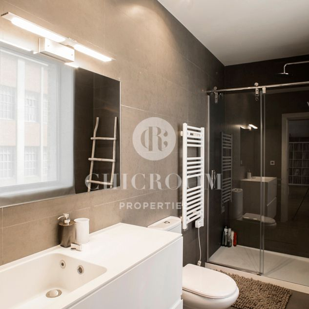 Loft Apartment For Sale In Poblenou Barcelona • Stylish