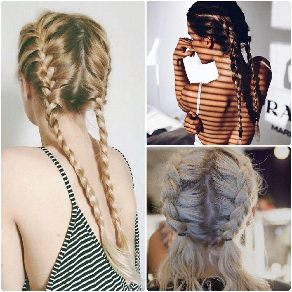 Tranças  Pesquisa Google  Cabelos e makes  Pinterest  Boxer braids