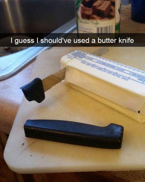 Snapchat Fails