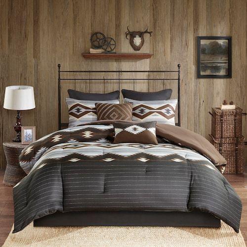 Woolrich Bitter Creek Oversized Comforter Set
