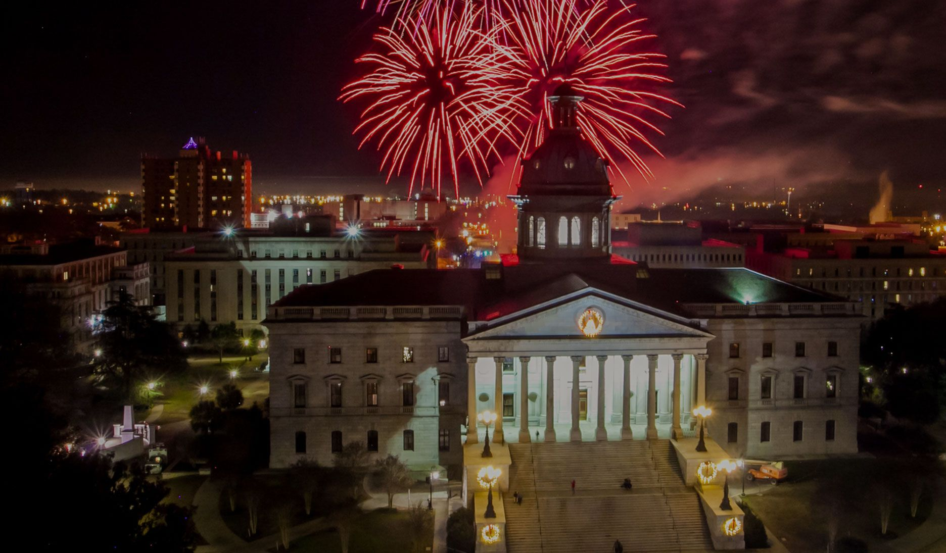 Famously Hot New Year 2015   Big fireworks, Visit columbia ...