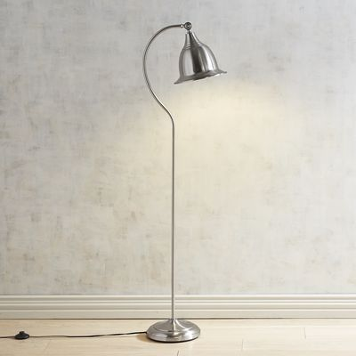 Alex pewter floor lamp floor lamp pewter and design trends alex pewter floor lamp aloadofball Images