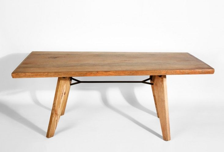 Le Mill Ijulo Wooden Dining Table/Remodelista