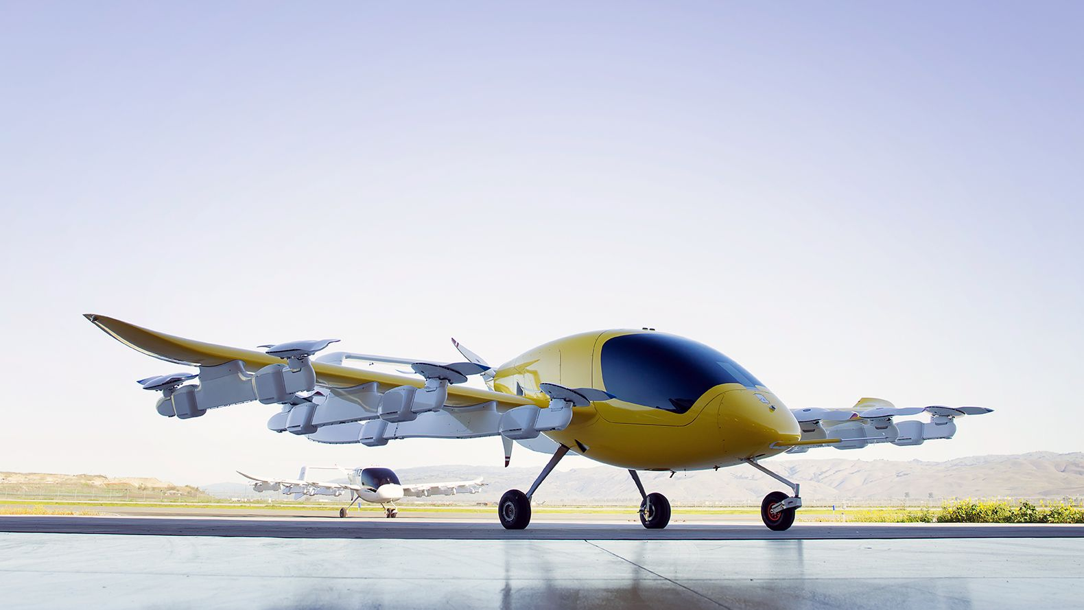 Kitty Hawk is testing electric selfflying taxis in New