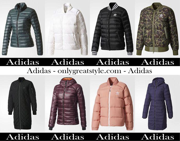 pedir Stratford on Avon recuperación  Adidas fall winter 2017 2018 jackets new arrivals | Jackets, Jackets for  women, Winter jackets
