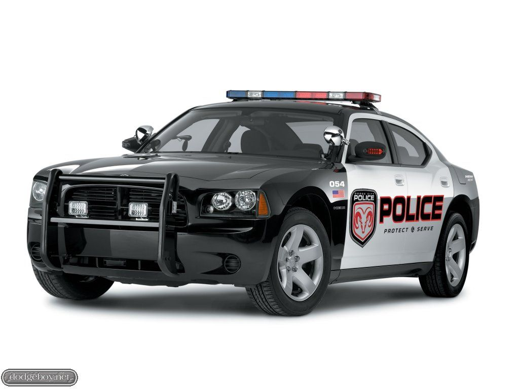 Dodge Charger Police Car 2006 Police Cars Emergency Vehicles Police
