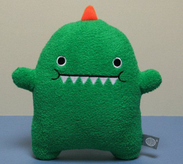 Noodolls - chewable plush toys with character