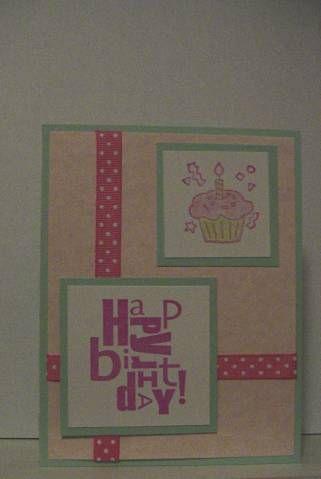 Girls Birthday Card Ideas Pinterest Birthdays Alphabet Soup