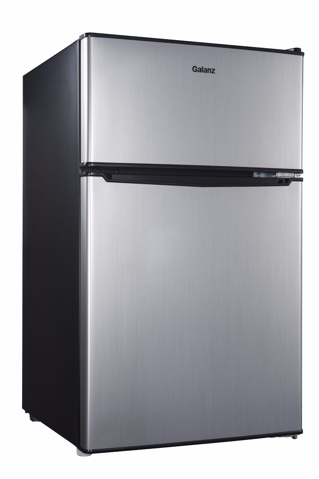 Mini Fridges 71262 Galanz 3 1 Cu Ft Compact Refrigerator Stainless Steel Brand New Buy It Now On Refrigerator Freezer True Freezer Compact Refrigerator