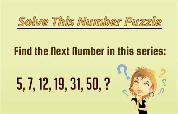 Solve This Number Puzzle Number Puzzles Career Guidance No Experience Jobs