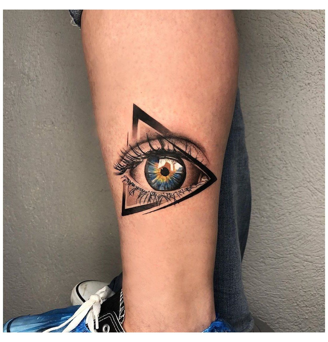 Top 105 Best Third Eye Tattoos 2020 Inspiration Guide Eye Watch Tattoo Search For Inspiration To Captu In 2020 Third Eye Tattoos Eye Tattoo Realistic Eye Tattoo