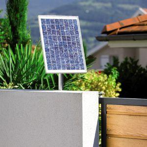 Opter Pour Une Motorisation De Portail Solaire Solaire Portail Energie Solaire