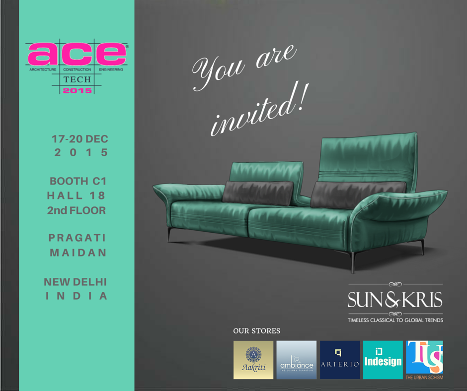 Sunkris is glad to invite you all in the acetech 2015 furniture sunkris is glad to invite you all in the acetech 2015 furniture exhibition at our booth stopboris Images