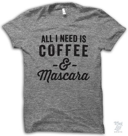 Coffee And Mascara | Mascaras, Coffee and Clothes
