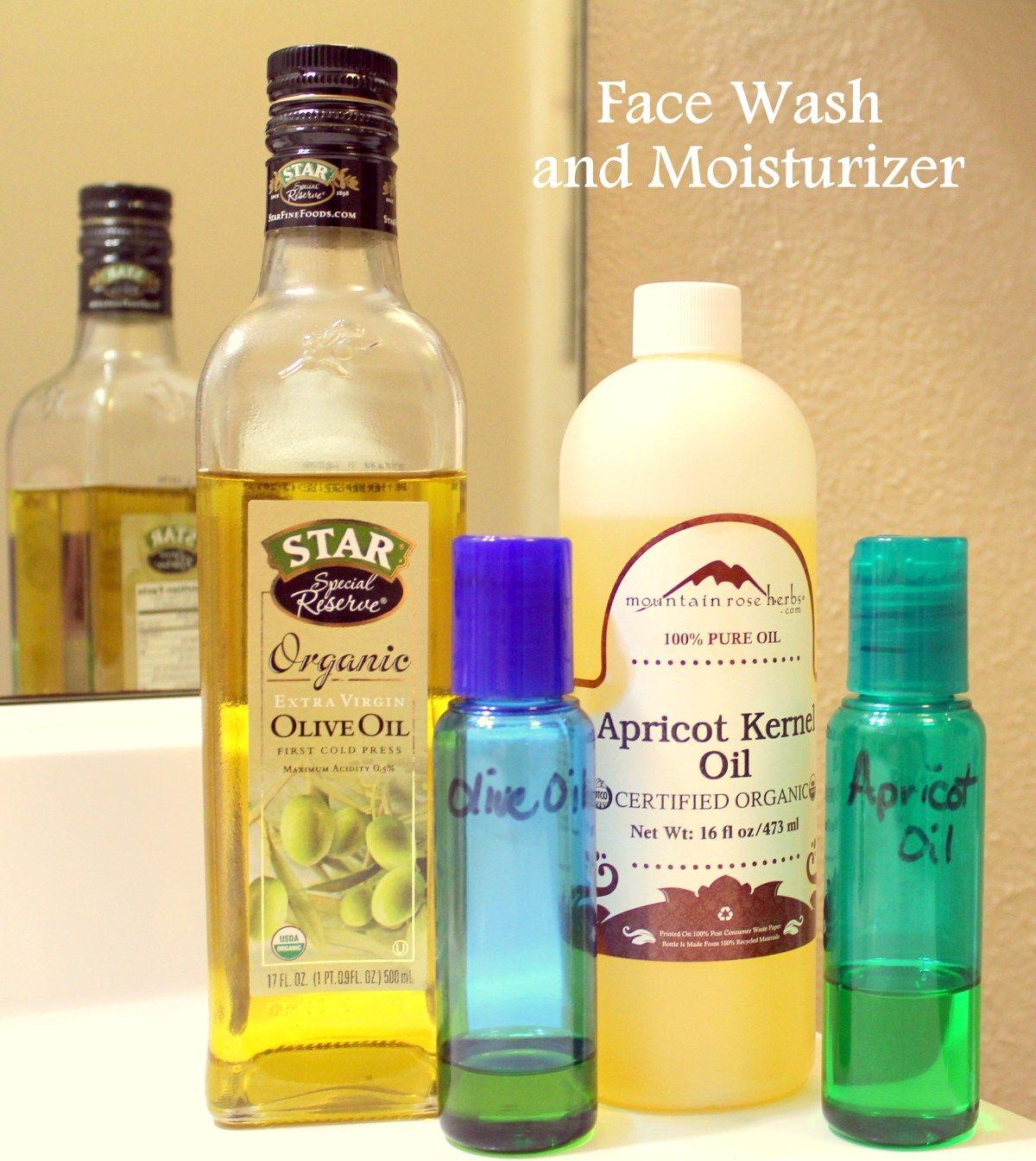 Oil Cleansing Method Recipe Oil cleansing method