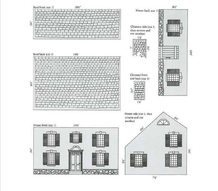 20 Free Gingerbread House Templates 2019 Gingerbread House Template House Template Gingerbread House Template Printable