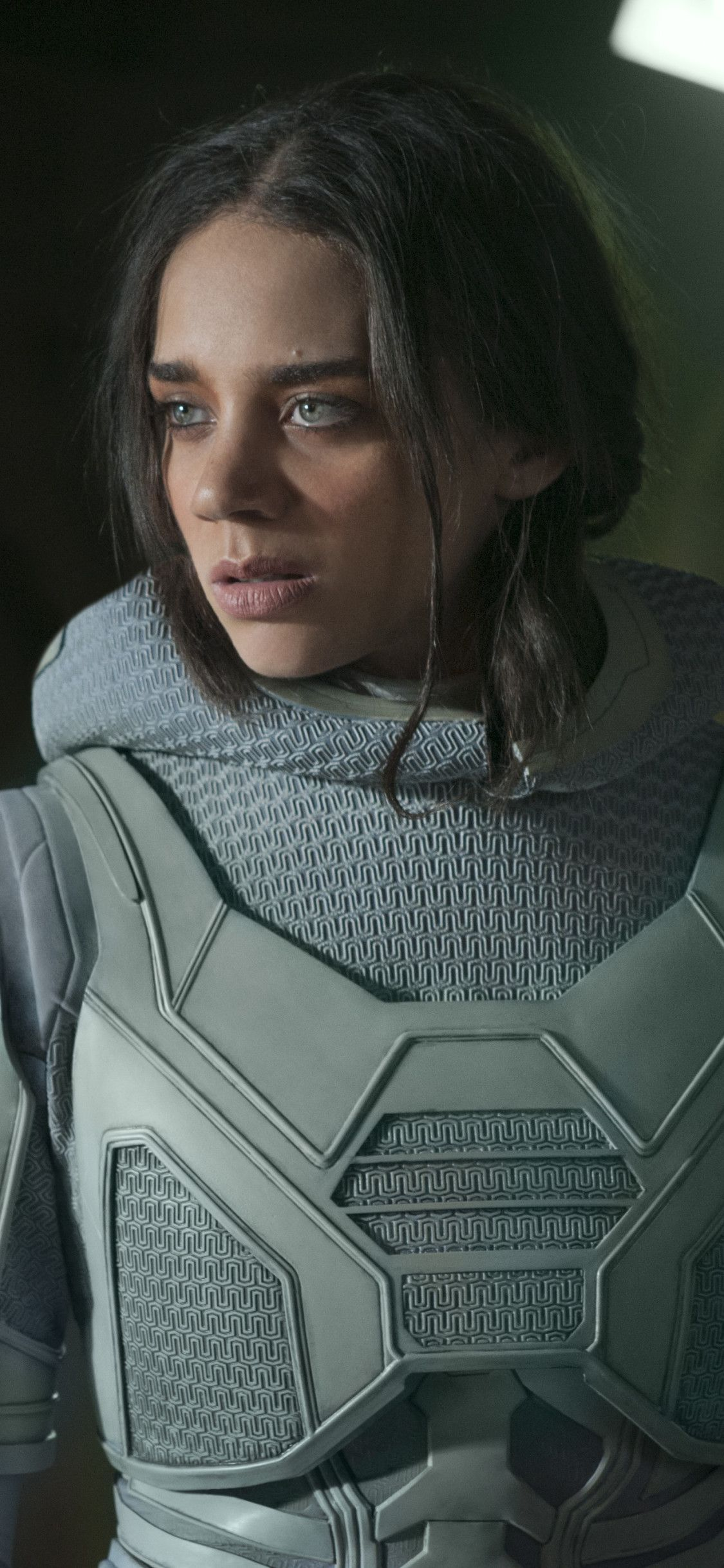 Hannah John Kamen As Ava In Ant Man And The Wasp Movie Wallpapers | hdqwalls.com