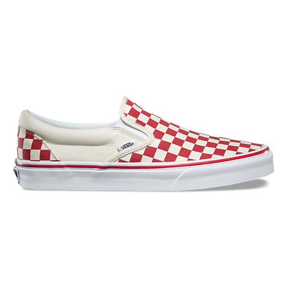 The Primary Check Classic Slip On low features sturdy low On profile slip   ef0bd0