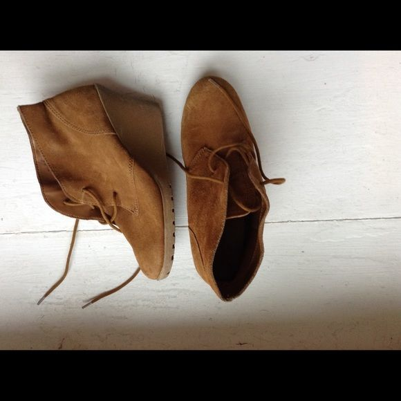 Marina wedges Good condition Marona Shoes Ankle Boots & Booties