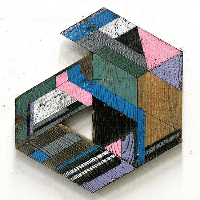 Aaron Moran, Collage, Lancia TrendVisions, LTVs