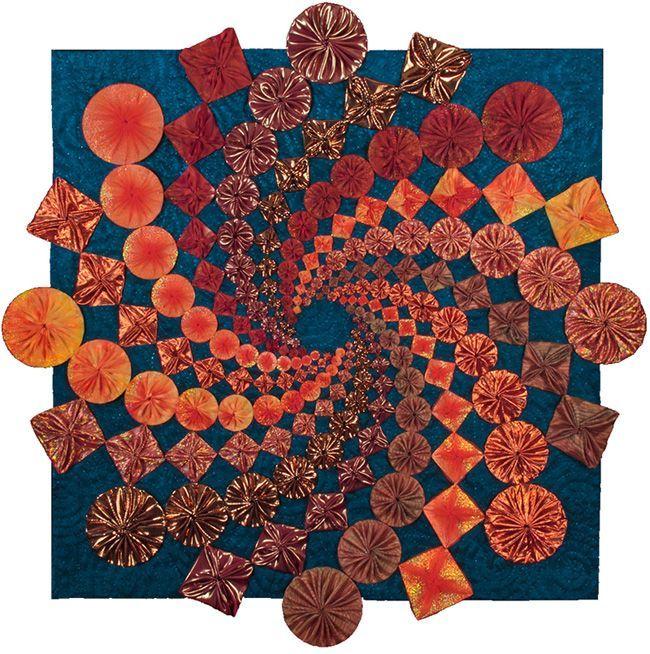 Spotlight: Helen Remick, Quilt Artist | Create Whimsy