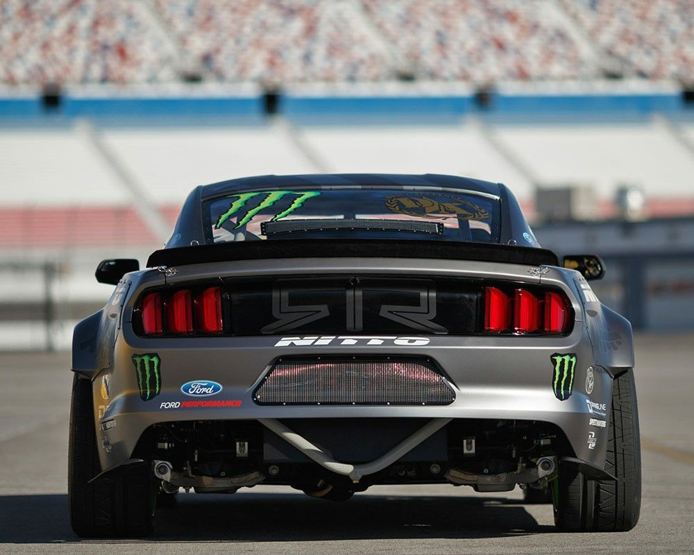 Save By Master Chief Mustang Racing Ford Mustang
