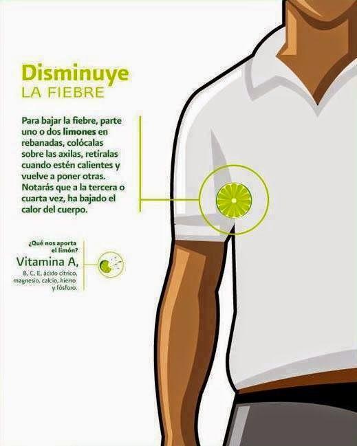 Tu Salud Truco Fácil Para Disminuir La Fiebre Natural Medicine Health Tips Healthy Style