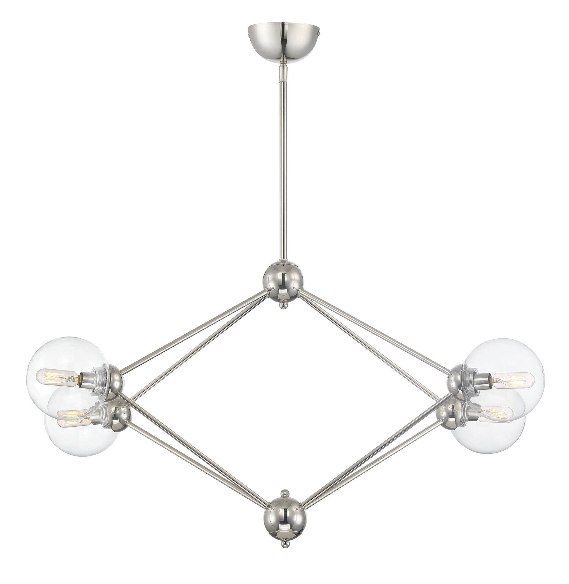 Valetta 4 Light Sputnik Chandelier Products