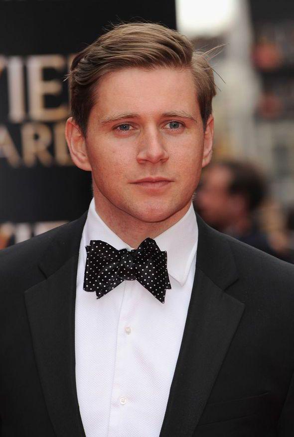 Tom branson actor