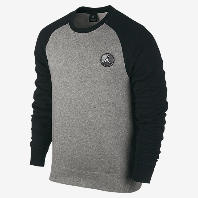 Jordan AJ VIII Graphic Crew Men's Sweatshirt.
