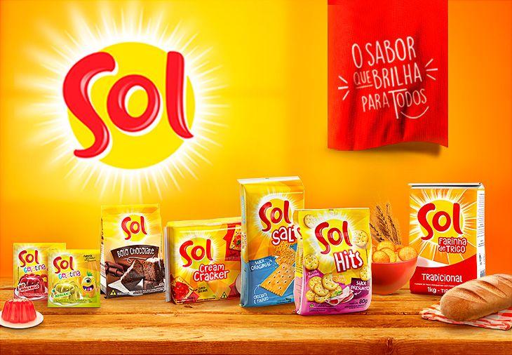 bda3347767 Sol   J. Macêdo   packaging   branding   by Packaging Brands ...
