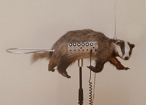 Badger/Theremin