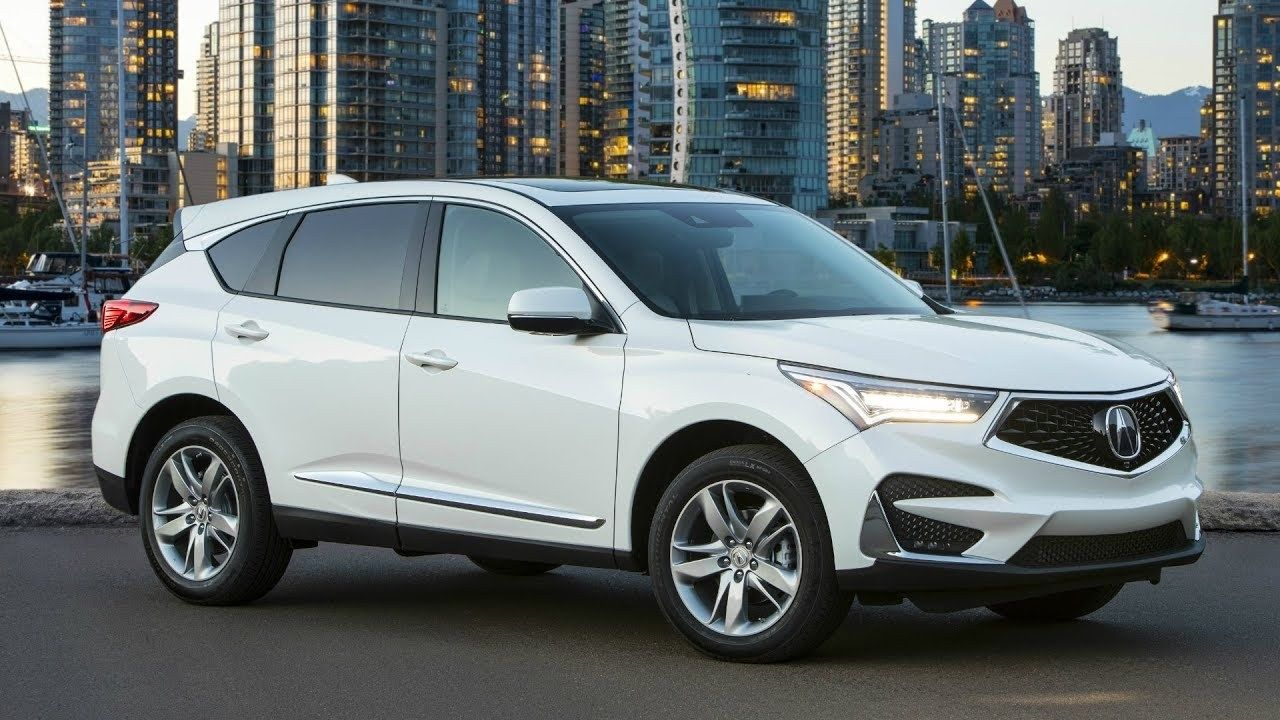 2019 Acura Mdx White Review, specs and Release date
