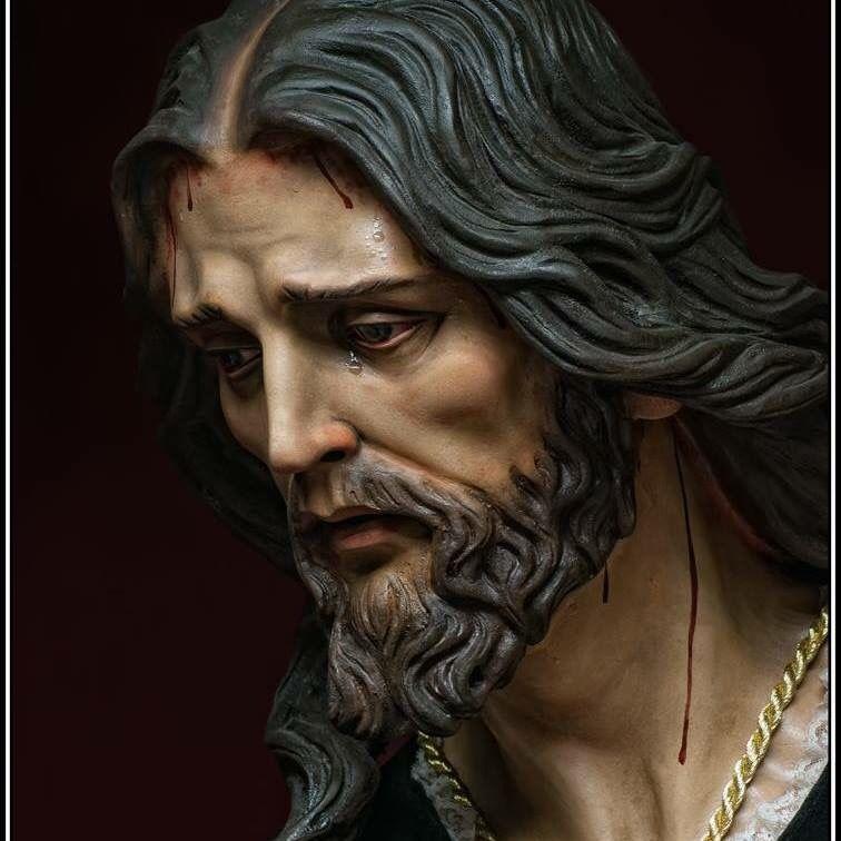 El Santísimo Cristo De La Bendición Jesus Statue Jesus Face Jesus Pictures