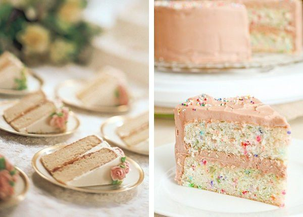 Beyond Vanilla: 20 Wedding Cake Flavors to Consider -   12 types of cake Flavors ideas