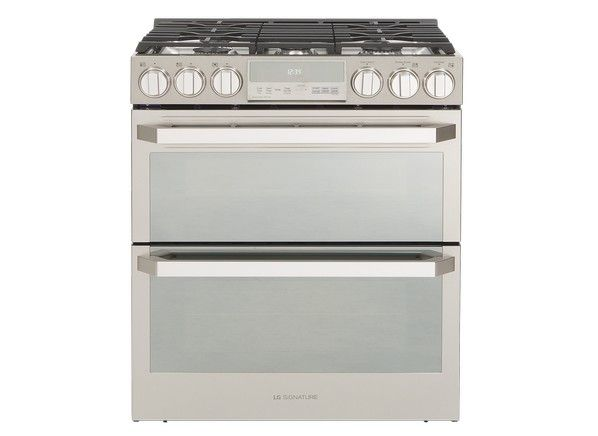 Lg Signature Lutd4919sn Range Highest Rated Dual Fuel Gas Top Electric Oven In Consumer Reports 2017 Ultimately Probably Not What We Want Though